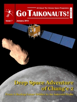 GoTaikonauts! newsletter issue no 7