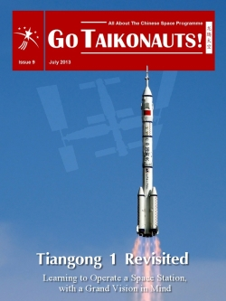 GoTaikonauts! newsletter issue no 9
